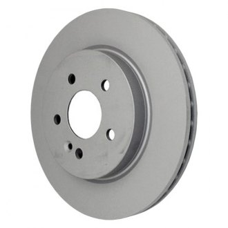 Beck Arnley® - TRUE Metal™ Zimmerman 1-Piece Brake Rotor