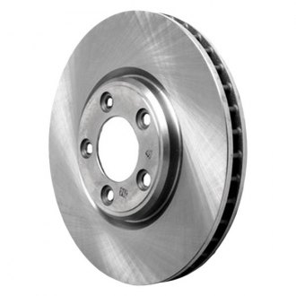 Beck Arnley® - TRUE Metal™ Premium Vented Front Brake Rotor