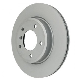 Beck Arnley® - TRUE Metal™ Zimmerman Vented 1-Piece Brake Rotor