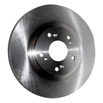Beck Arnley® - TRUE Metal™ Premium Plain Brake Rotor
