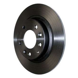 Beck Arnley® - TRUE Metal™ Premium Solid Rear Brake Rotor