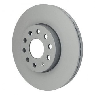 Beck Arnley® - TRUE Metal™ Zimmerman Vented Front Brake Rotor