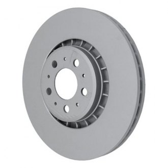 Beck Arnley® - TRUE Metal™ Zimmerman Plain Brake Rotor