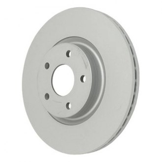Beck Arnley® - TRUE Metal™ Zimmerman Brake Rotor