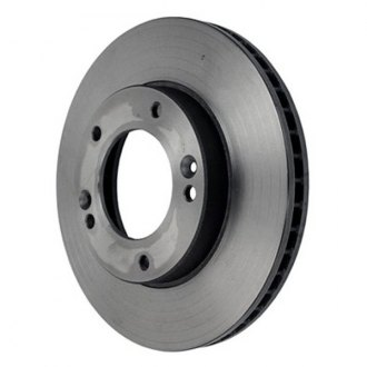 Beck Arnley® - TRUE Metal™ Premium Vented 1-Piece Brake Rotor