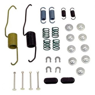 Beck Arnley® - Rear Drum Brake Hardware Kit