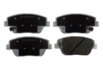 Beck Arnley® 085-1935 - TRUE Friction™ OE Material Front Brake Pads
