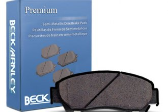 Beck Arnley® - Organic Rear Brake Pads