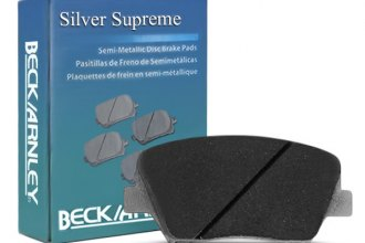 Beck Arnley® - Semi-Metallic Brake Pads