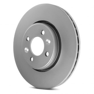 Beck Arnley® - TRUE Metal™ Premium Front Vented Brake Rotor