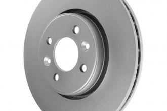 Beck Arnley® - TRUE Metal™ Premium Front Brake Rotor