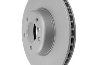Beck Arnley® - TRUE Metal™ Zimmerman Rear Brake Rotor