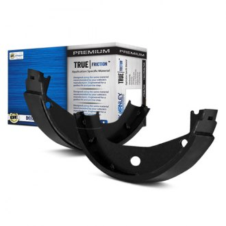 Beck Arnley® - TRUE Shoes™ Parking Brake Shoes