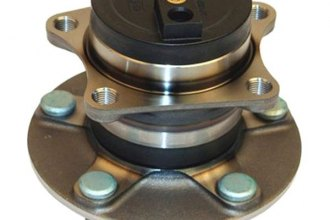 Beck Arnley® - Rear Wheel Bearing and Hub Assembly