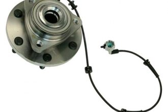 Beck Arnley® 051-6268 - Front Wheel Bearing and Hub Assembly