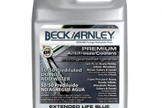Beck Arnley® - Premium Antifreeze/Coolant Extended Life Blue