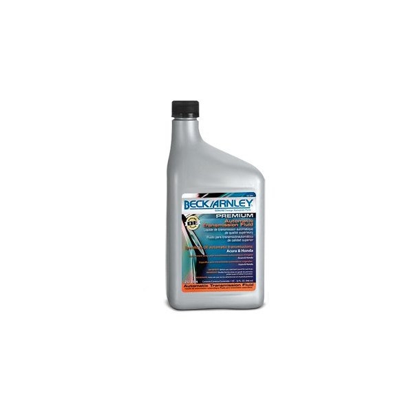 Beck Arnley Acura TL Premium Z Automatic Transmission Fluid - Acura tl transmission fluid