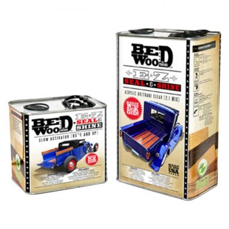 Bed Wood® - EZ Seal and Shine Bed Wood Finish Kit