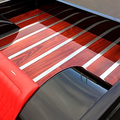 Bed Wood® - Custom Truck Bed Liner
