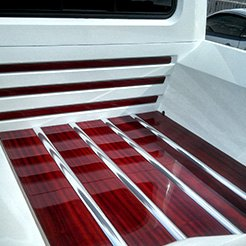 Bed Wood® - Pickup Truck Bed Liner