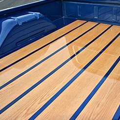 Bed Wood® - Truck Bed Liner On Wood