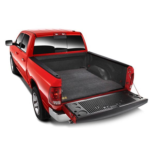 Image may not reflect your exact vehicle! BedRug® - Bed Mat for Non Liner / Spray-In