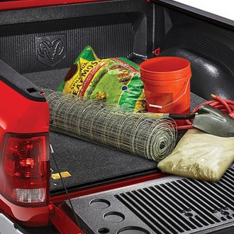 chevy colorado bed liners & mats | custom fit, drop in, coatings