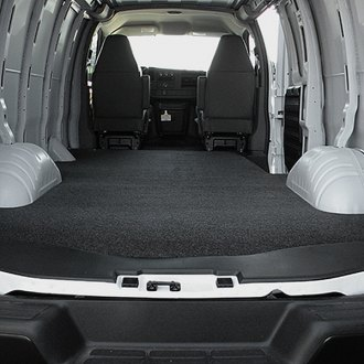 Image may not reflect your exact vehicle! BedRug® - VanRug Cargo Van Mat