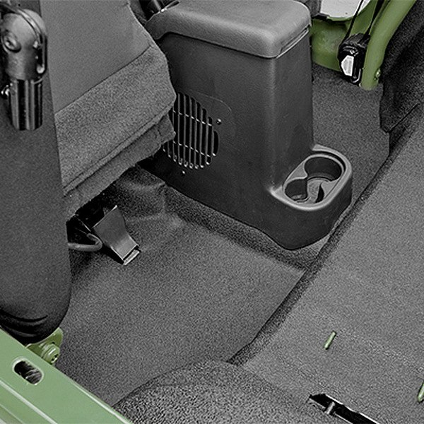 Jeep Wrangler 2012 BedTred Replacement Cargo Mat
