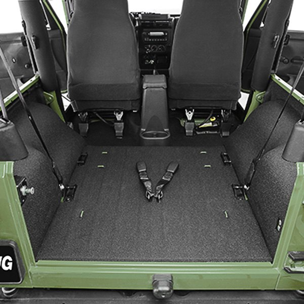 BedRug® - BedTred Gray Replacement Cargo Mat Kit