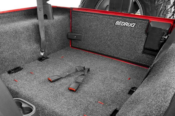 double and mitsubishi liner hardtops cab accessories carpet ca bed rug