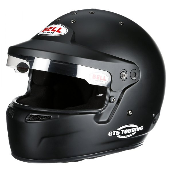 Bell Helmets® - Pro Series GT5 Touring X-Large (61-61+) Matte Black Racing Helmet