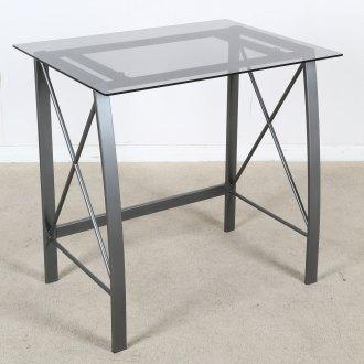 Office Desks Amp Tables White Black Wooden Glass Metal