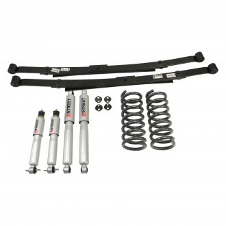"Belltech® - 2"" x 2"" Front and Rear Handling Lowering Kit"