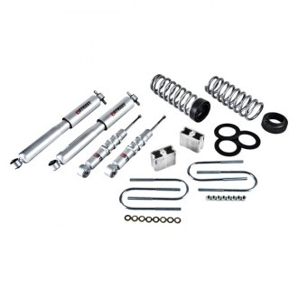 "Belltech® - 1""-2"" x 3"" Front and Rear Lowering Kit"