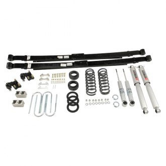 "Belltech® - 3""-4"" x 5"" Front and Rear Lowering Kit"