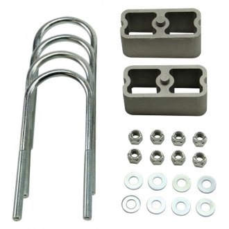 "Belltech® - 2"" Rear Lowering Blocks and U-Bolts"