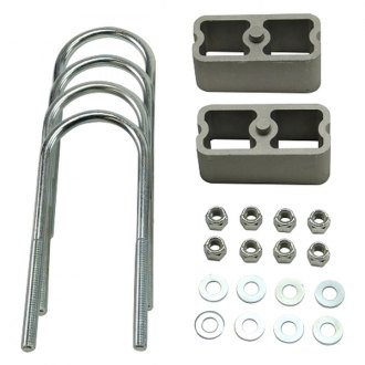 "Belltech® - 2.0"" Rear Lowering Blocks and U-Bolts"