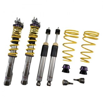 Belltech® - Front and Rear Variant 1 Coilover Lowering Kit