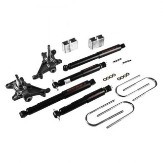 "Belltech® - 2"" x 3"" Front and Rear Lowering Kit"