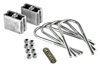 "Belltech® 6203 - 4"" Rear Lowering Block Kit"