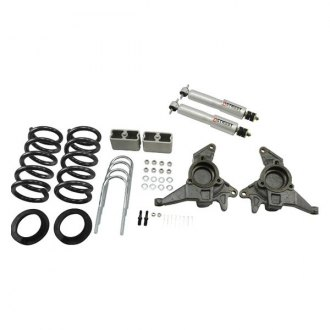"Belltech® - 4""-5"" x 3"" Front and Rear Lowering Kit"