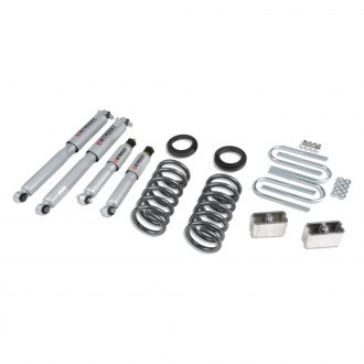 "Belltech® - 2""-3"" x 3"" Front and Rear Lowering Kit"