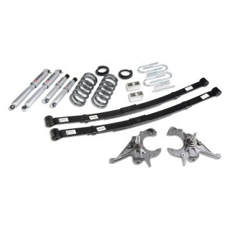"Belltech® - 4""-5"" x 5"" Front and Rear Lowering Kit"