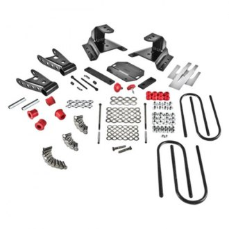 Belltech® - Shackle and Hanger Lowering Kit