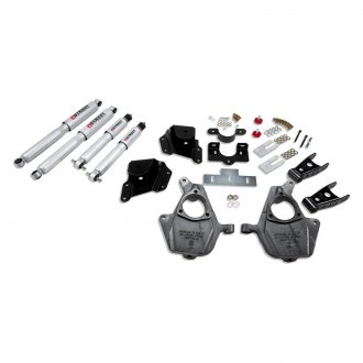 "Belltech® - 2"" Front and Rear Lowering Kit"