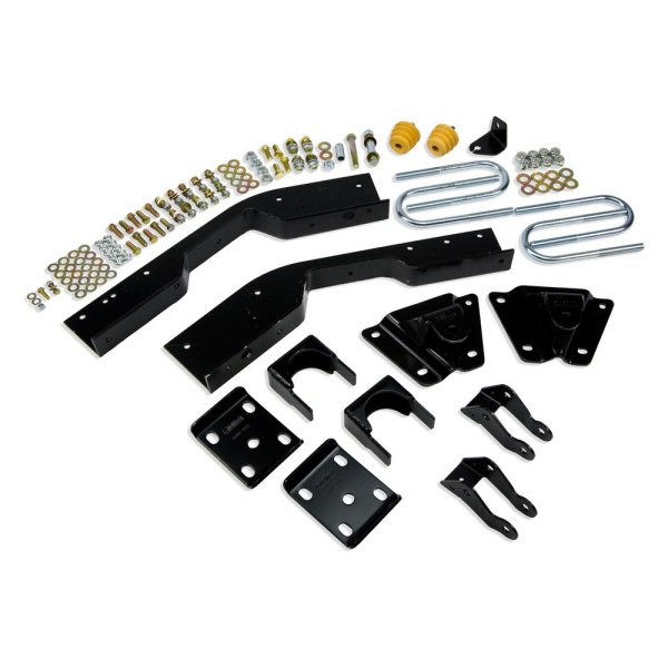 Belltech® - Rear Lowering Flip Kit