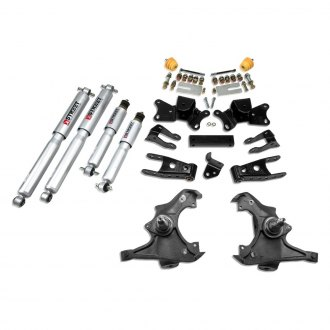 "Belltech® - 3"" x 4"" Front and Rear Lowering Kit"