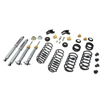 "Belltech® - 1""-2"" Front and Rear Lowering Kit"