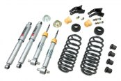 "Belltech® - +1"" to ""-2"" x 3""-4"" Lowering Kit"